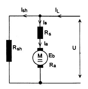 Gambar Rangkaian Motor Kompon Panjang
